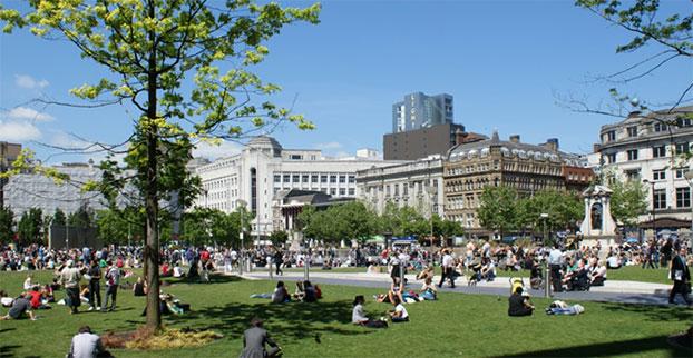 Manchester, la mejor ciudad para vivir en Reino Unido
