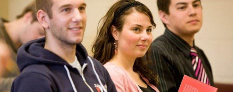 alumnos en Bury St. Edmunds