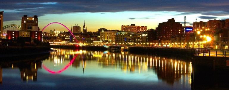 viajar a Newcastle