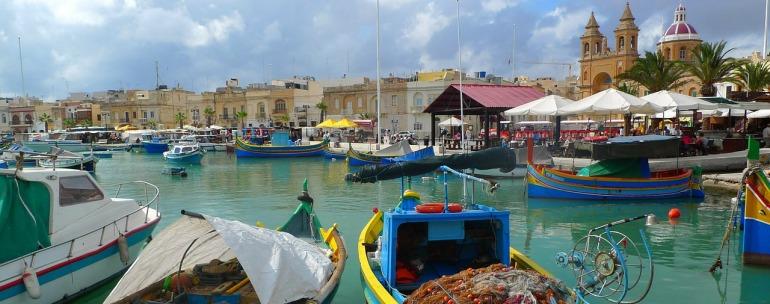 Fam trip en Malta
