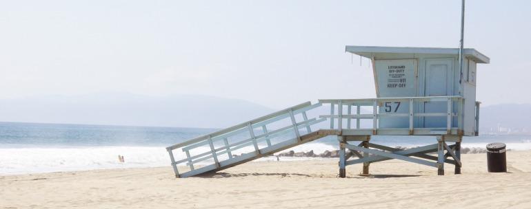 playa de Los Ángeles