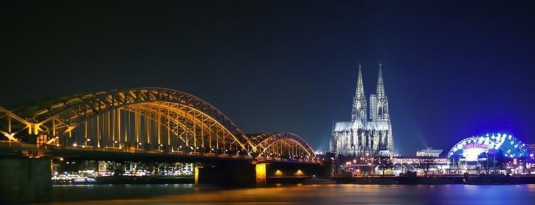 catedral en Colonia