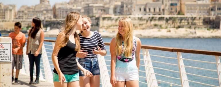 clases de inglés en Malta